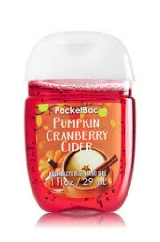 I do love dried cranberries in my pumpkin bread, and this scent reminded me of a sweet pumpkin dream. Not my favorite, but if cranberries are your thing it's definitely something to mull over...get it?!