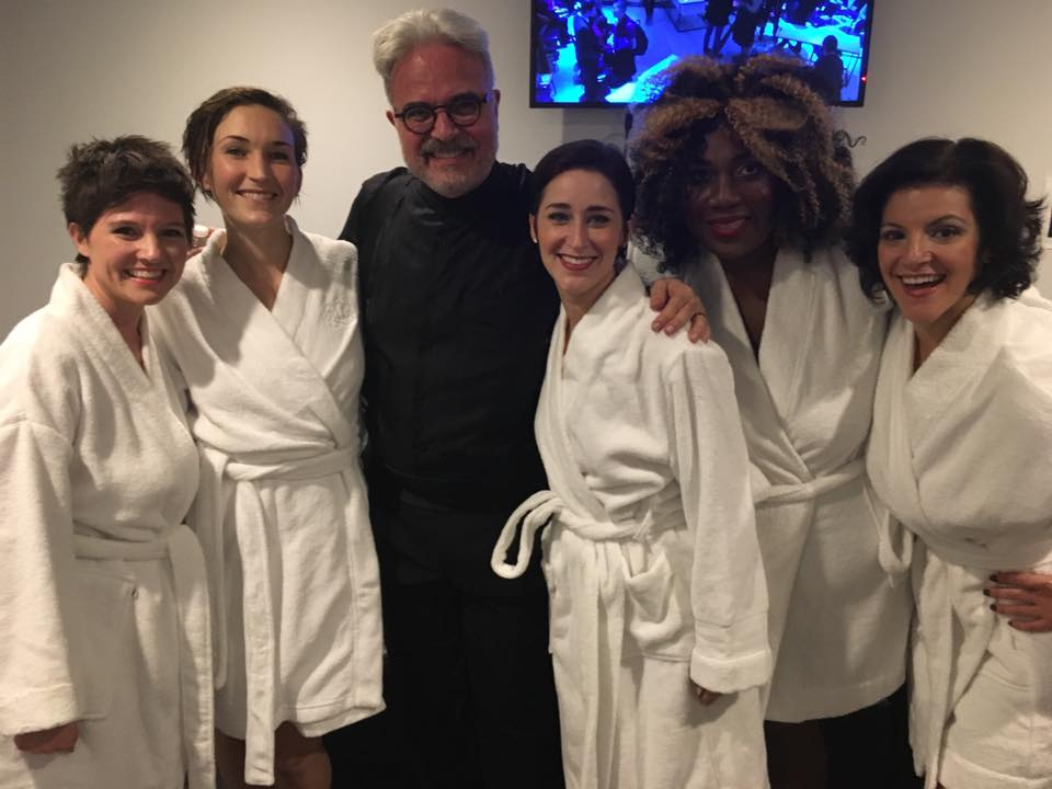 The women of Odysseus' Women/ Anais Nin with conductor Neal Goren