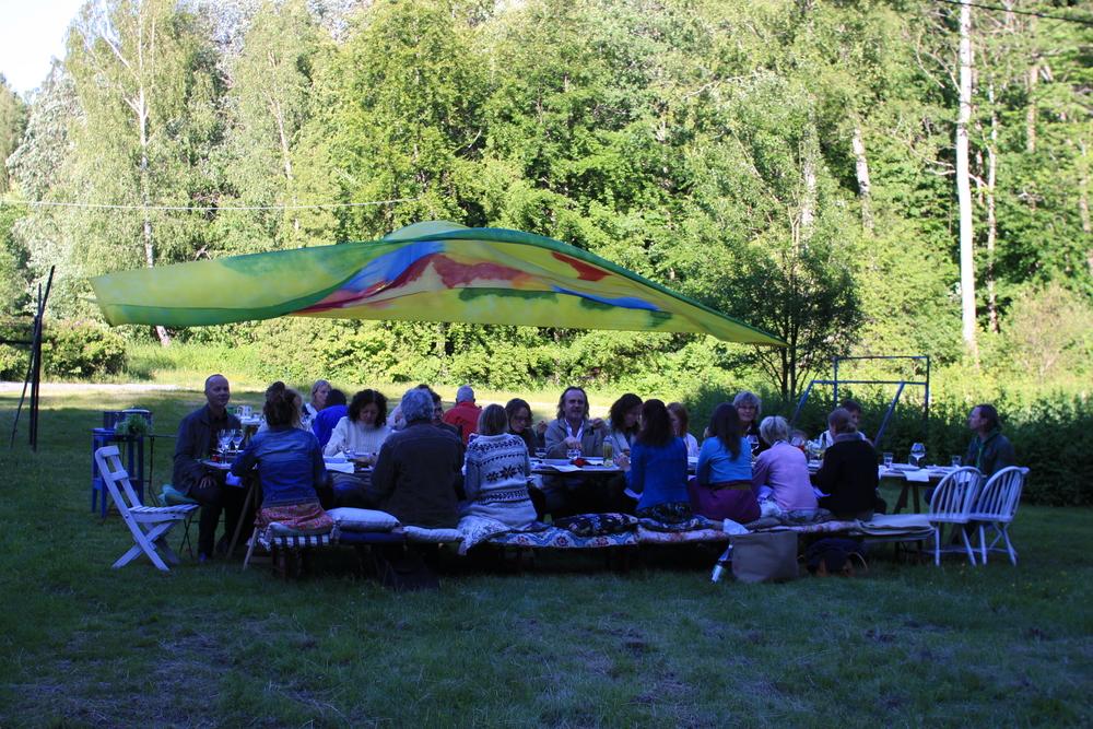 Sommerfest for frivillige