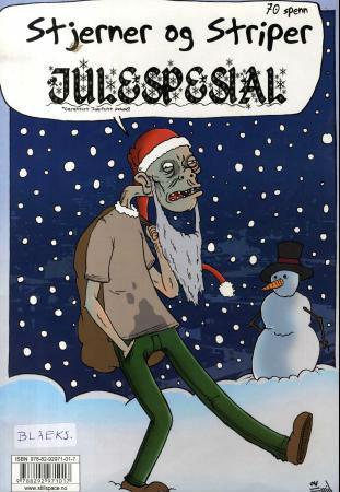 Julehefte av Emil Johsnon Ellefsen, utgitt på StillSpace Publishing, 2008 -