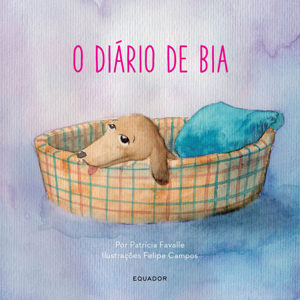 O Diário de Bia   Patrícia Favalle R$ 25,00