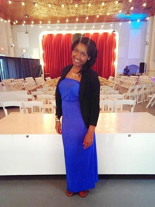 Phresh Night of Fashion — Jasmine Diane