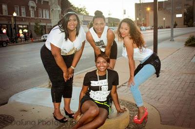 Photo shoot in Westport