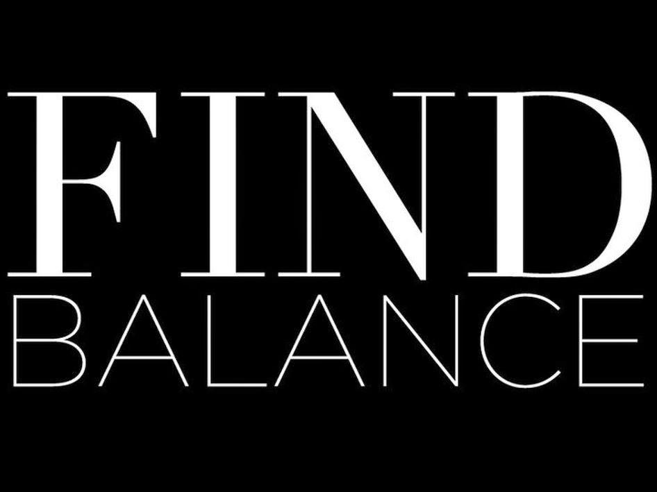 Find balance with JasmineDiane.com