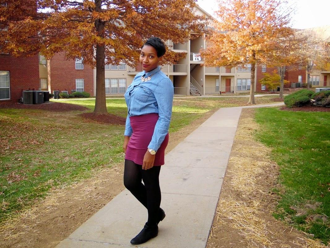 Fall Fashion by Jasmine Diane