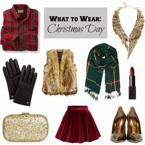 What to Wear on Christmas by JasmineDiane.com