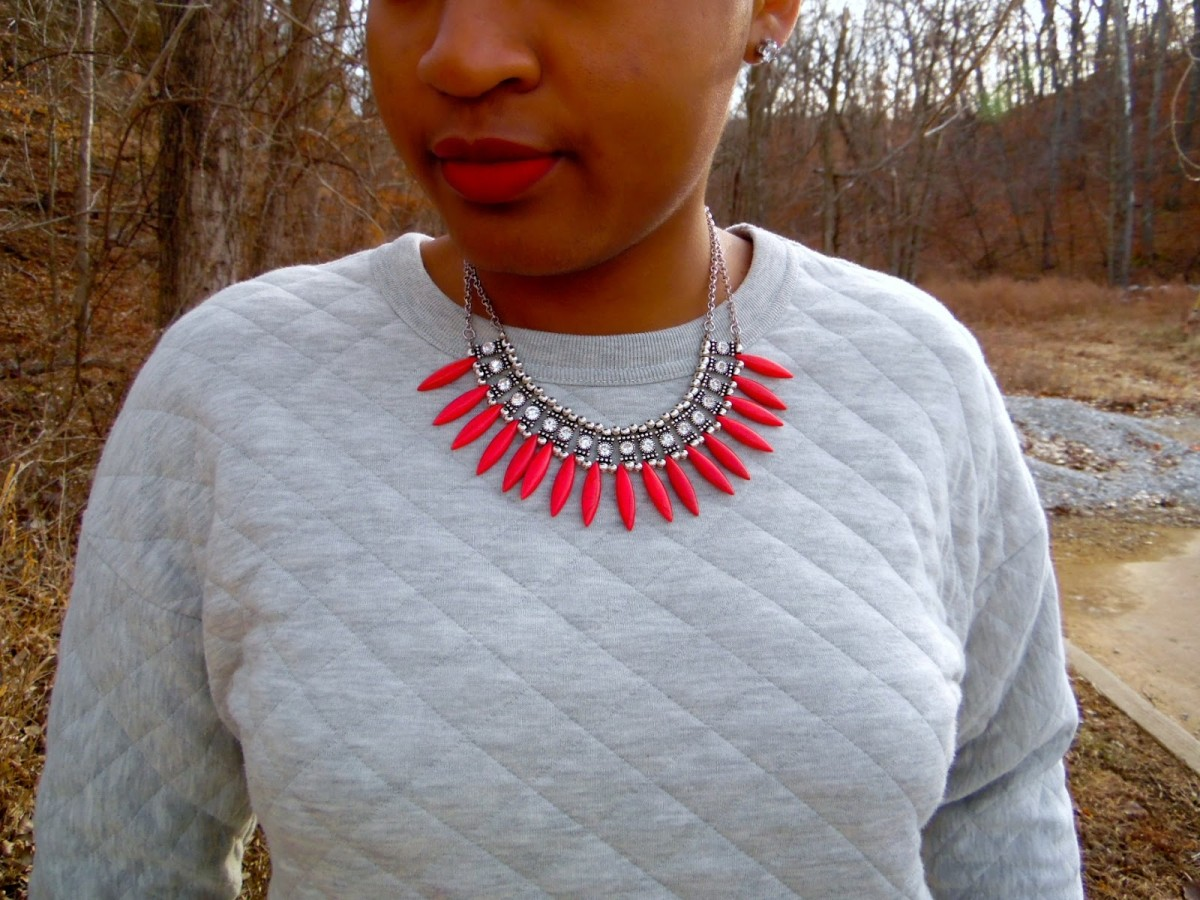 How to style your basic fashion items for class in a stylish way by JasmineDiane.com.