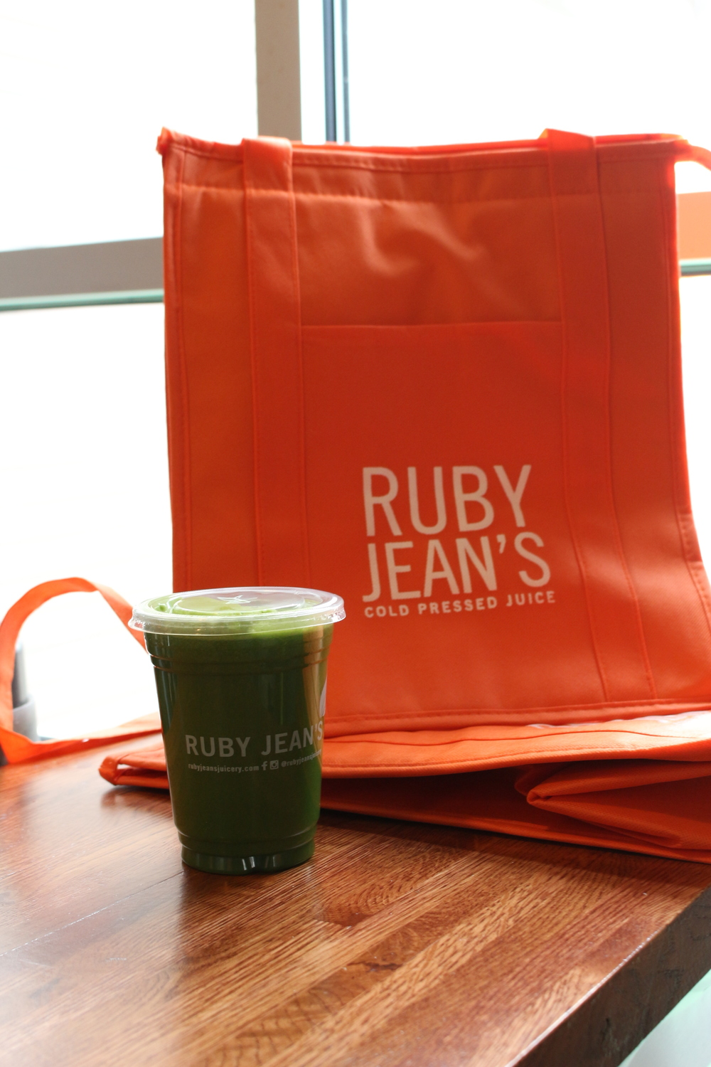 Ruby Jean's Juicery and City of Truth's #RocktheCity Week  by jasmine cooper of jasminediane.com in Kansas City, Missouri.