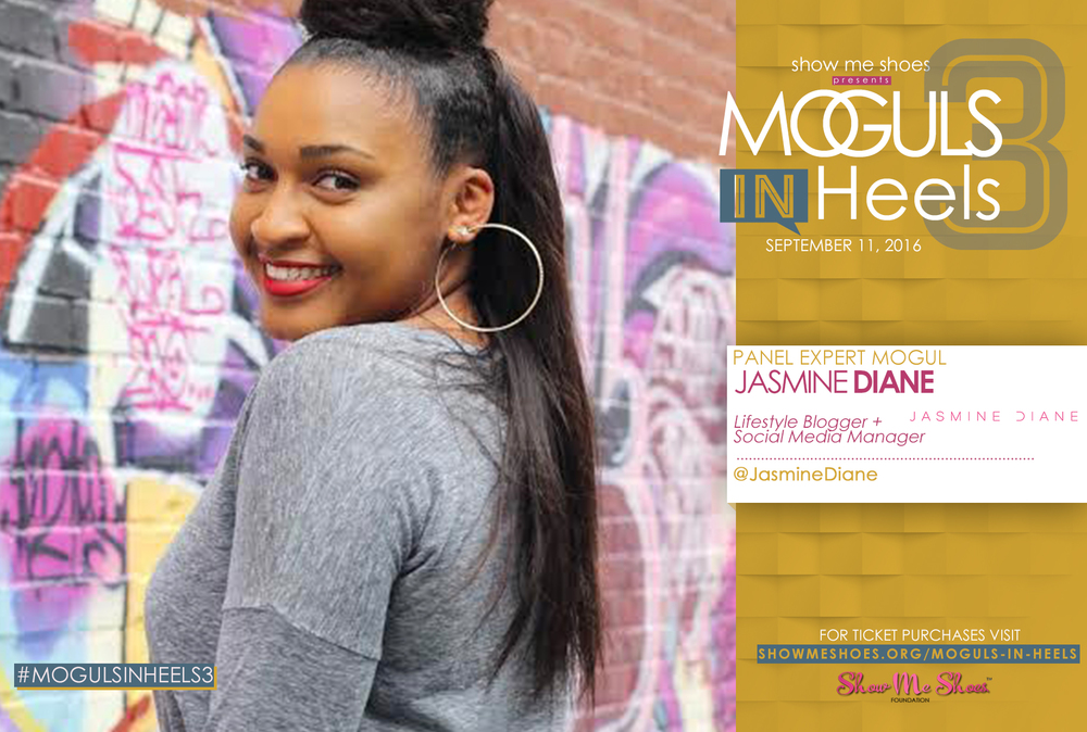 Moguls in heels kc by show me shoes foundation, jasmine diane