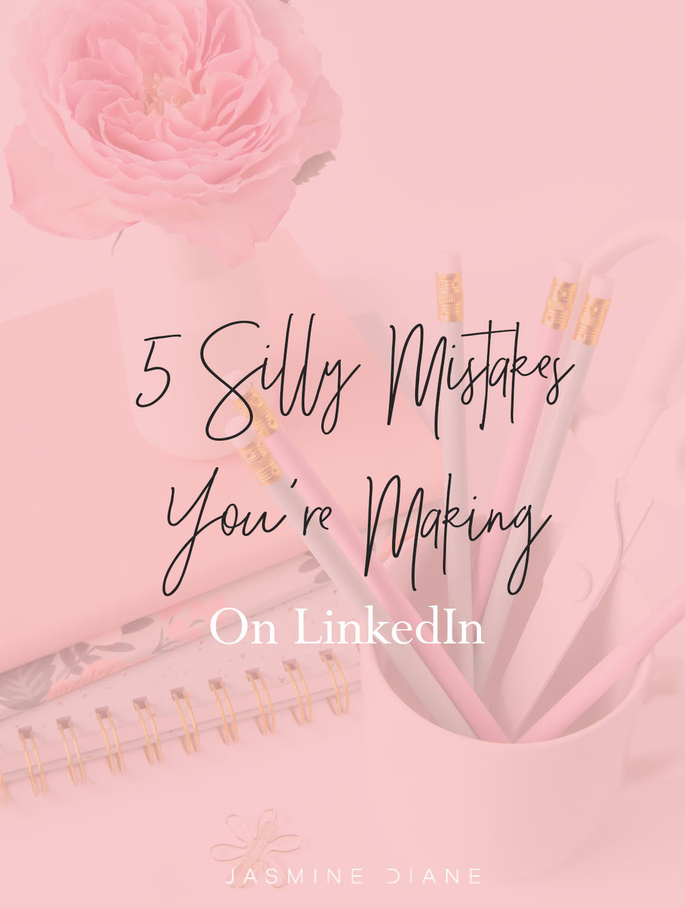 5 silly mistakes you're making on linkedin