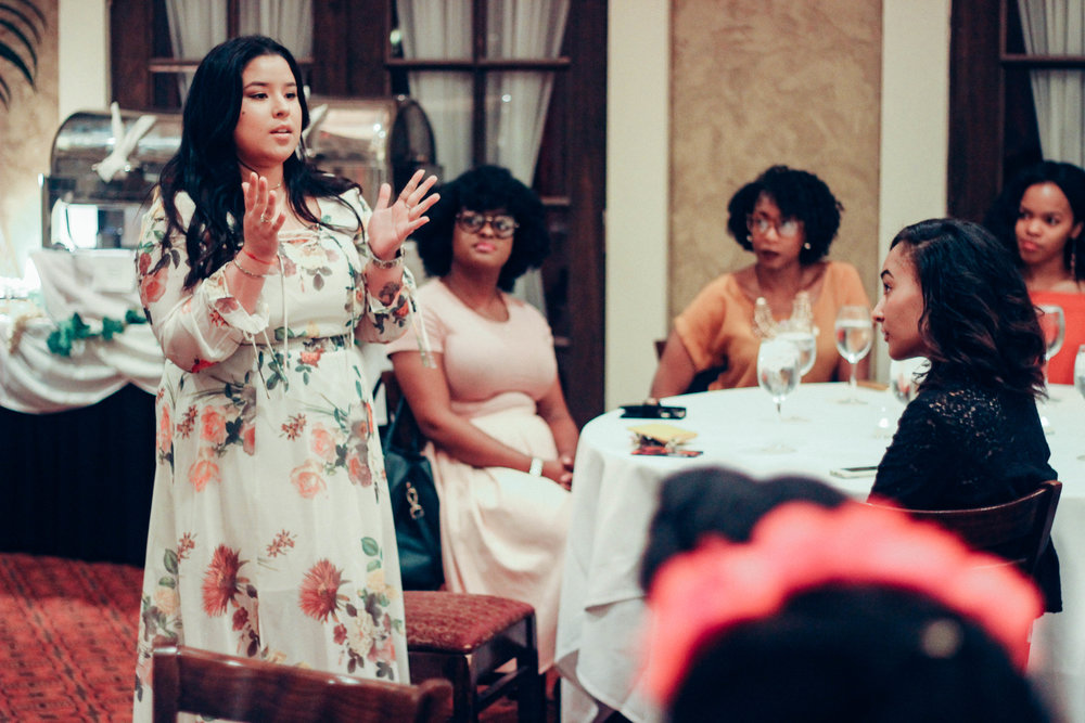 The Official Jasmine Diane Spring Brunch Recap
