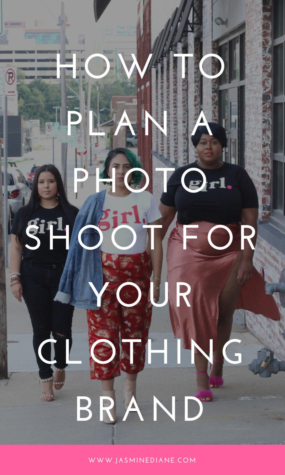 How to Plan a Photo Shoot for Your Clothing Brand
