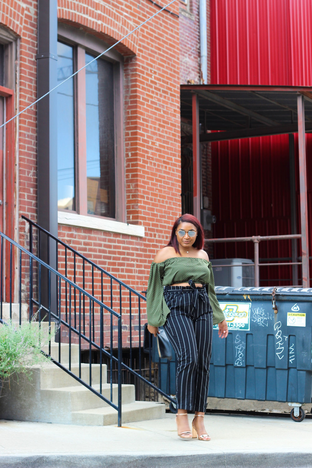 KC fashion blogger, jasmine diane