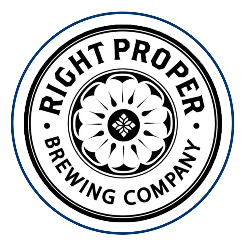 Right Proper Brewing Company is a small, community focused brewery committed to producing soulful, balanced beers for our neighbors in Washington, D.C.