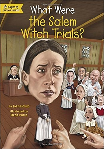 salem witch trials and real hero That got us thinking about the real salem witch trials, which are commonly cited as the source of the phrase witch hunt.