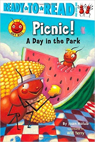 Picnic! A Day in the Park