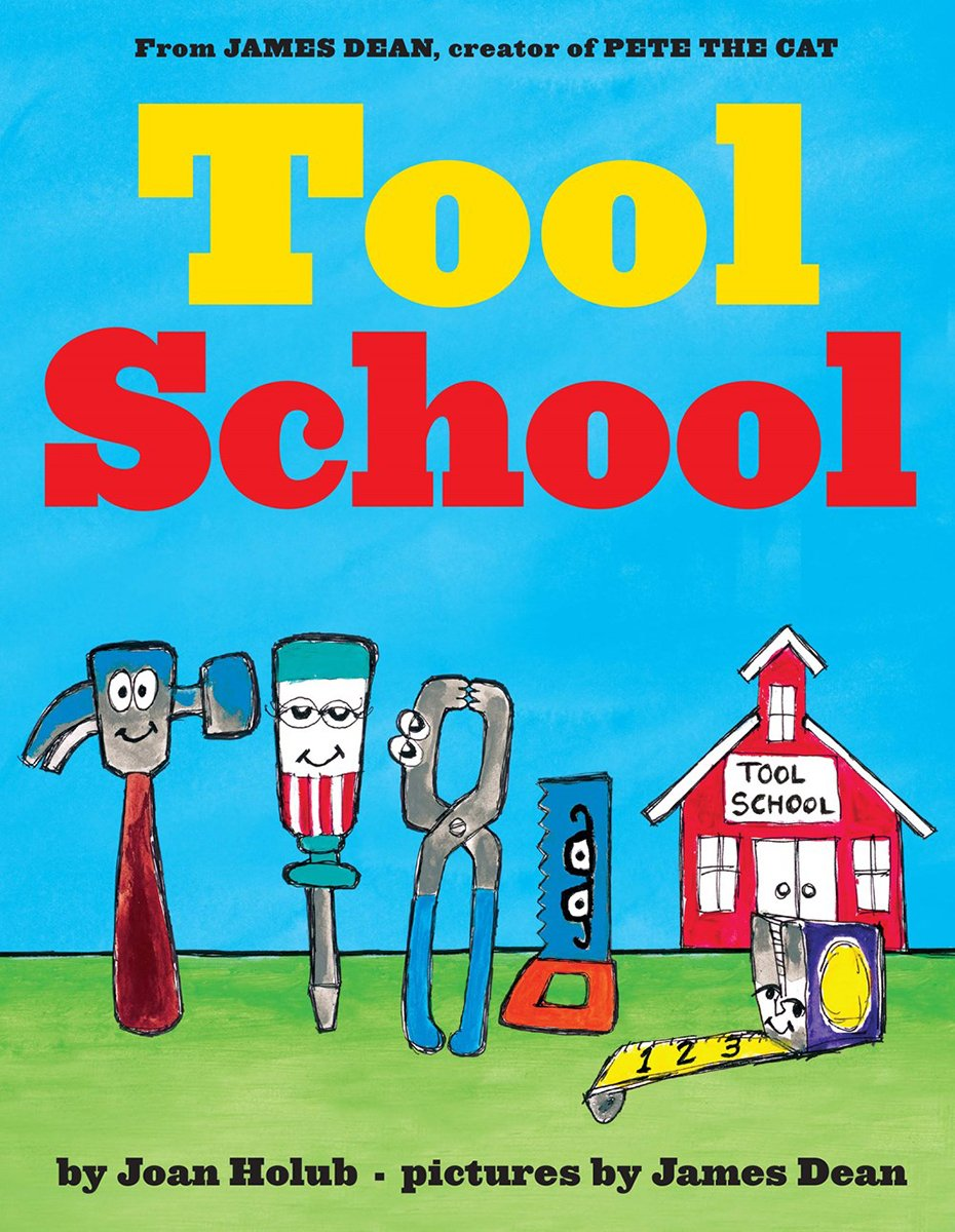 Tool School James Dean Pete the Cat Joan Holub image.jpg