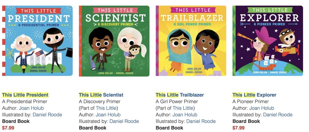This Little Scientist A Discovery Primer Joan Holub This Little Trailblazer A Girl Power Primer.jpg