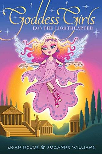 Eos the Lighthearted Goddess Girls Holub Williams.jpg