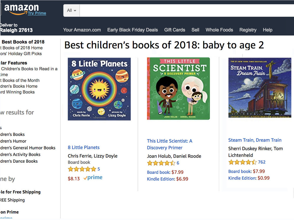 Amazon Best Children's Books of 2018 Holub Roode This Little Scientist.jpg