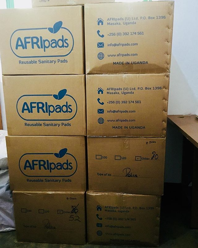 A very exciting delivery has arrived at The Vine which means we are a few days out from a team of 30 coming to Kamuli. In these boxes contain products that have the opportunity to radically change the way women in the villages care for themselves during their menstrual cycles. These products plus education are going to help pave the way to sustainable solutions in Kamuli. Stay tuned for upcoming events taking place for our annual service trip! We are so ready!