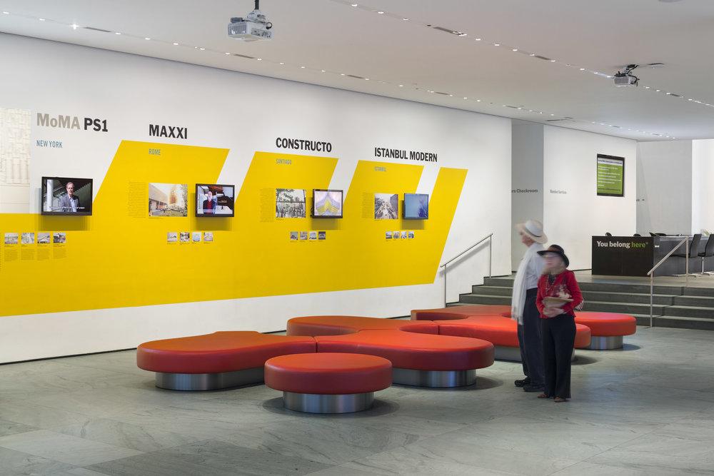 Dune Furniture at MoMA