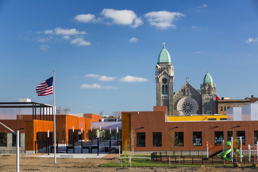 Elmer A. Henderson: A Johns Hopkins Partnership School