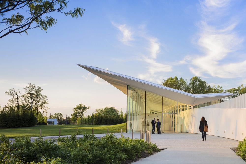 Novartis Visitor Center