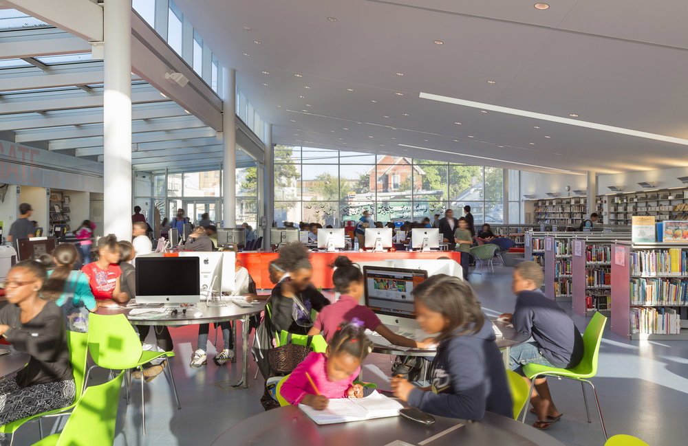 Mariners Harbor Library