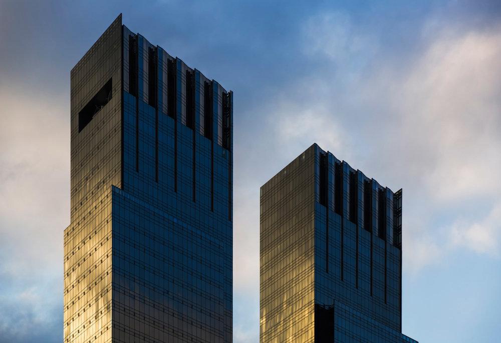 One Columbus Circle, Location: New York, New York Architect: SOM