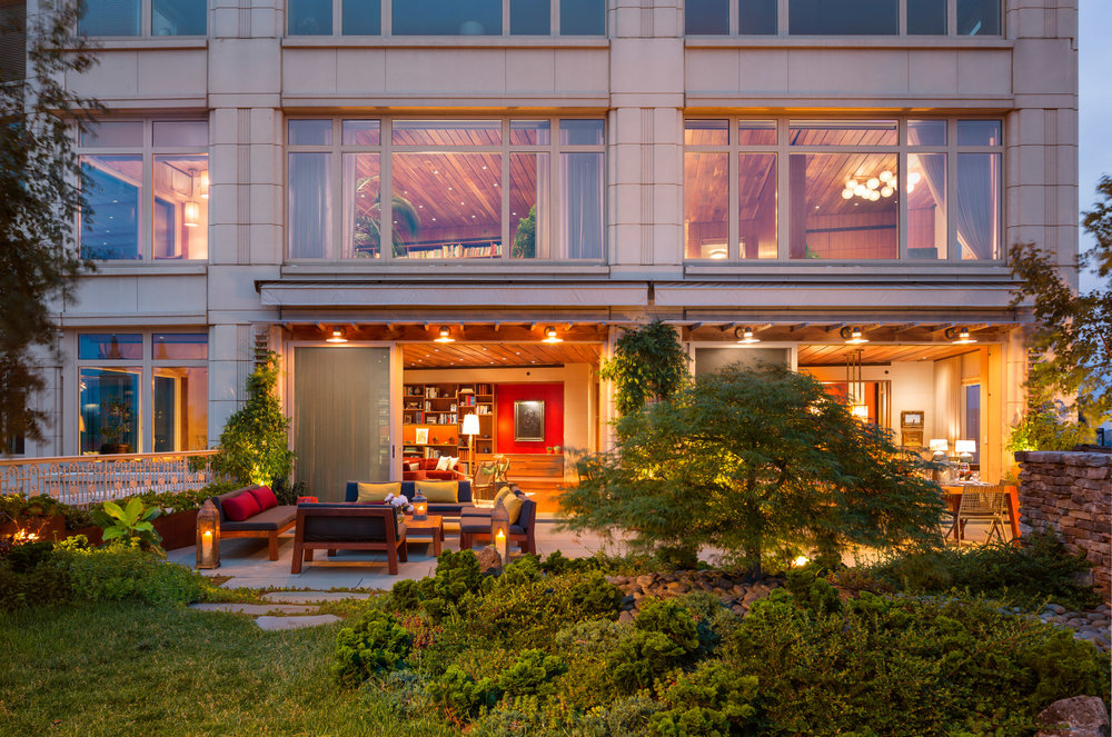 Upper West Side Penthouse Apartment & Terrace