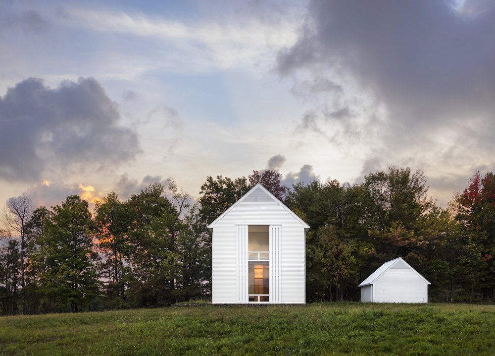 Pennsylvania House, Hancock PA, Cutler Anderson Architects. © David Sundberg/Esto