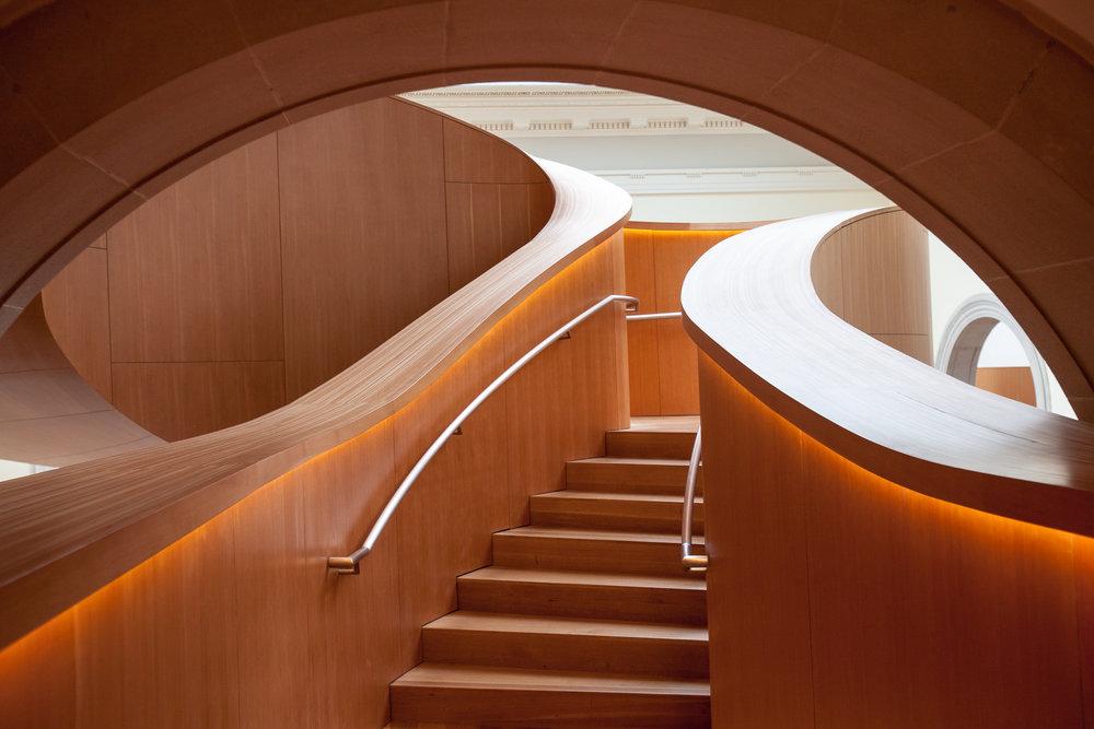 Art Gallery of Ontario, Toronto,Frank Gehry © Ashok Sinha/Esto