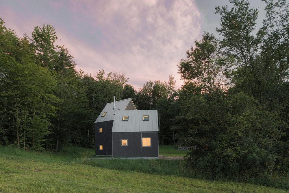 Tunbridge Winter Cabin, Location: Turnbridge VT, Architect: New Affiliates
