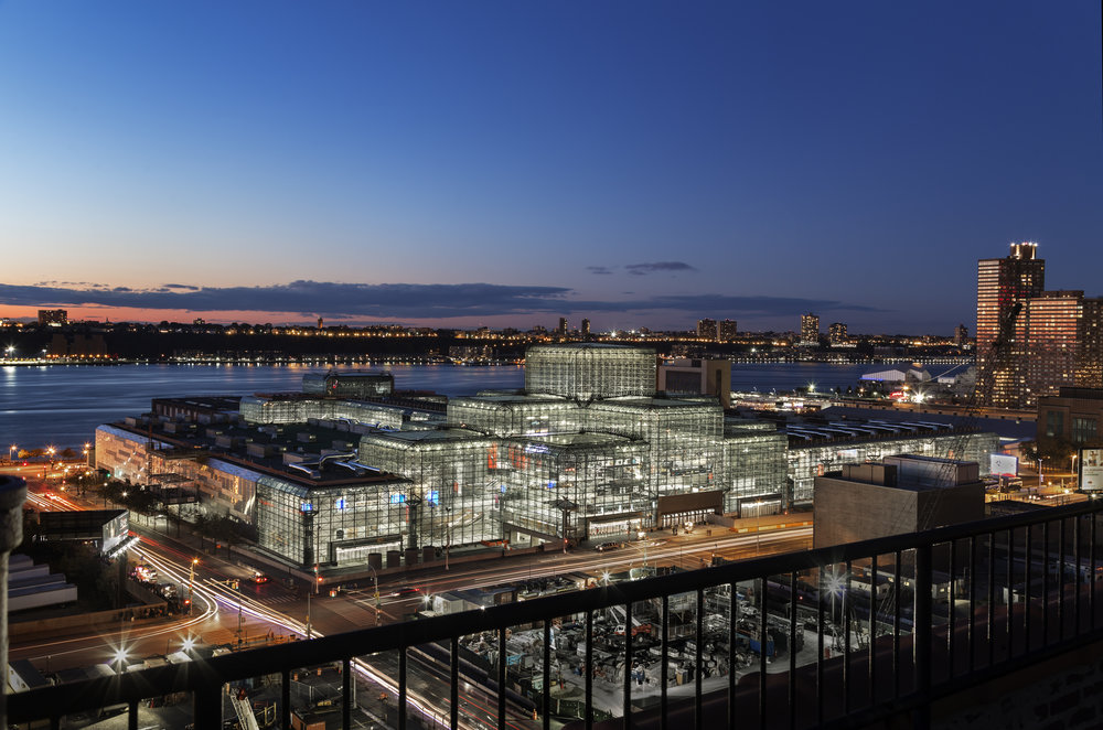Jacob K. Javits Convention Center Renovation, 2013 by David Sundberg/Esto