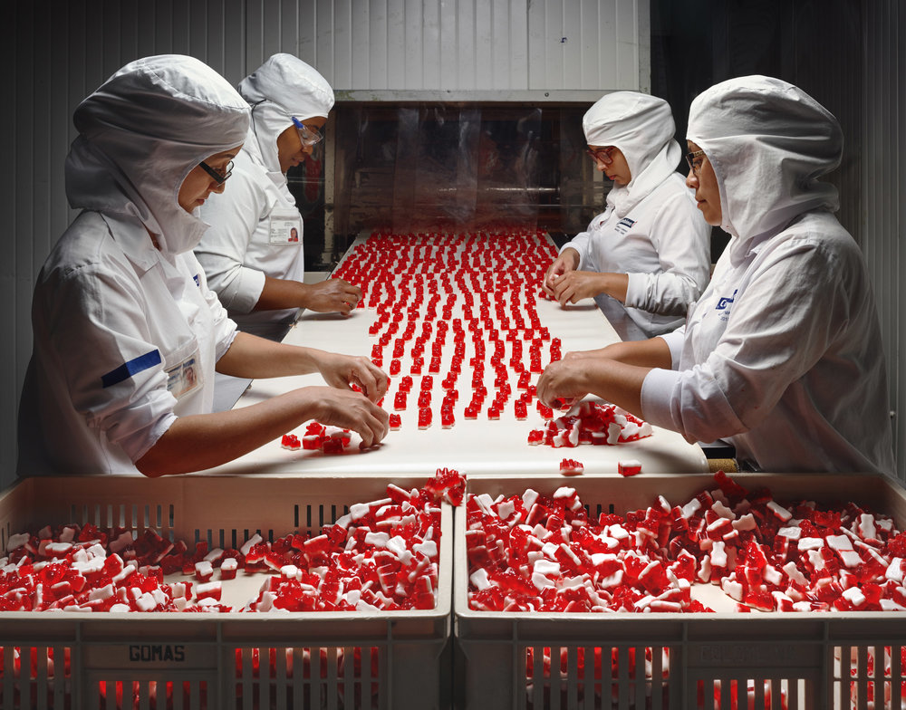 Colombina Manufacturing Facilities