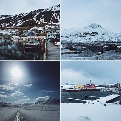 Siglufjordur -photos by Ragnar Jónasson