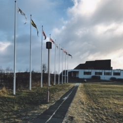 Nordic House, home of Iceland Noir 2016
