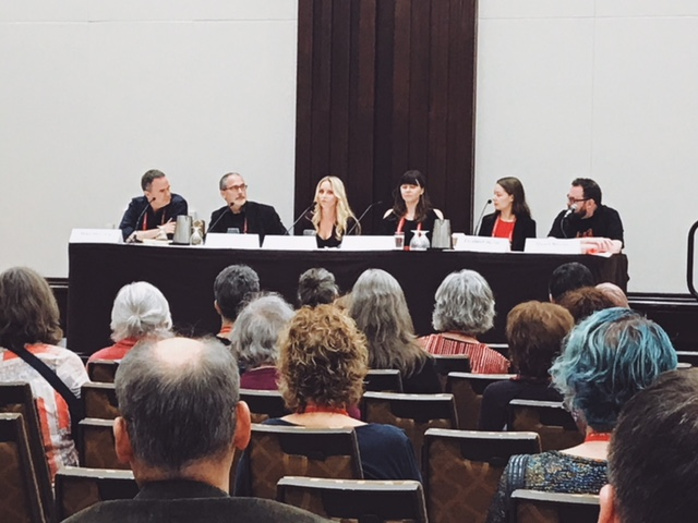 Bouchercon Panel Sweet Revenge.JPG