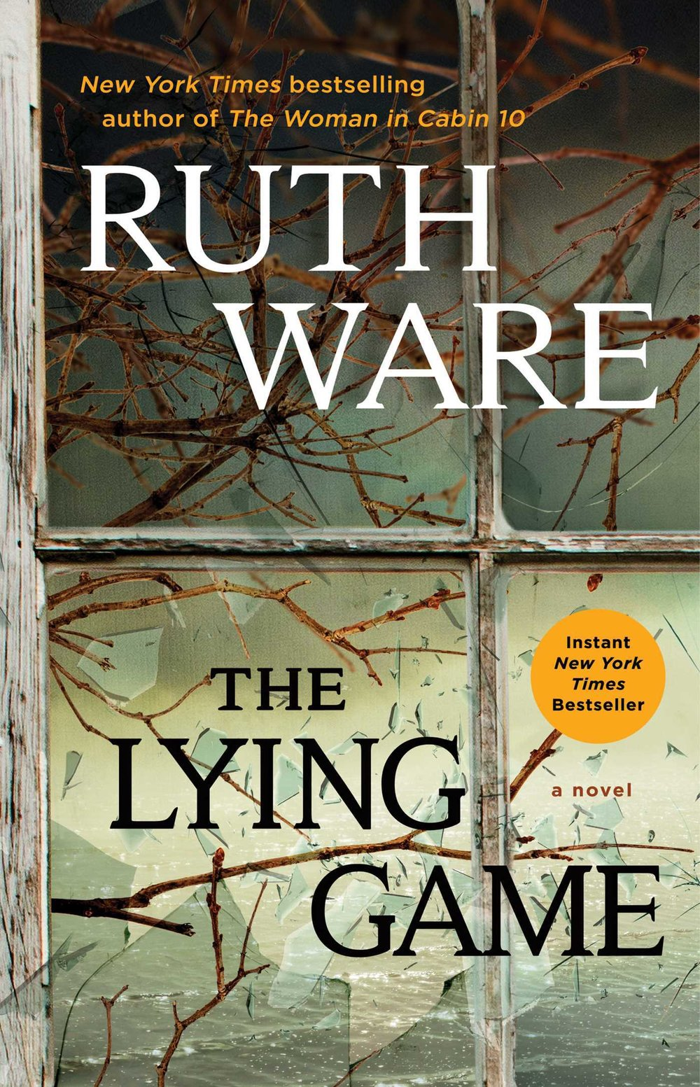 The Lying Game Ruth Ware paperback.jpg