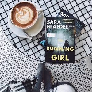 The Running Girl Sara Blaedel.jpg