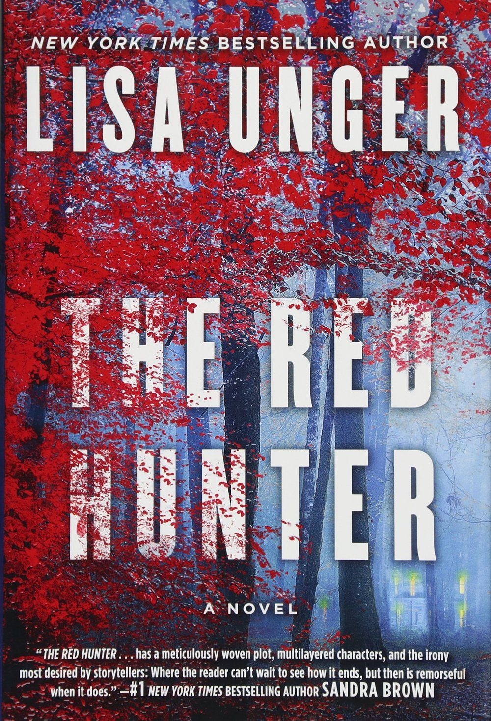 The Red Hunter Lisa Unger.jpg
