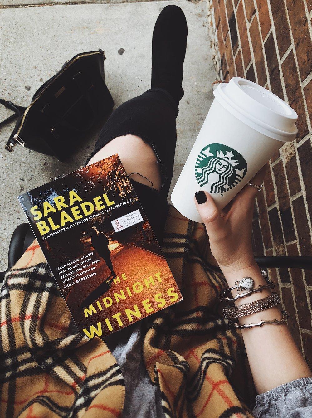 Sara Blaedel The Midnight Witness.JPG