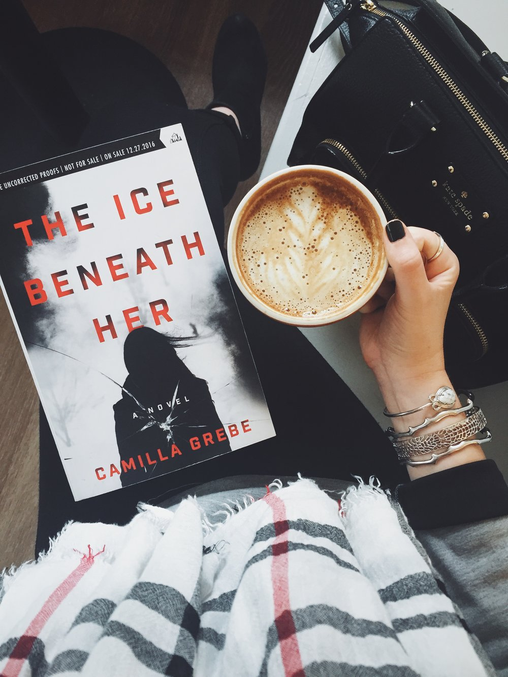 The Ice Beneath Her Camilla Grebe.JPG