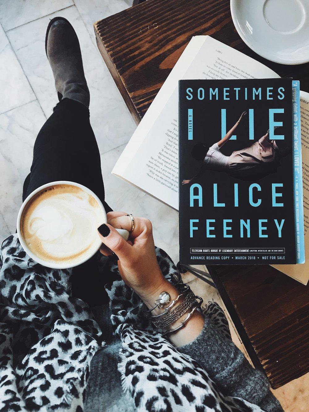 Sometimes I Lie Feeney.JPG