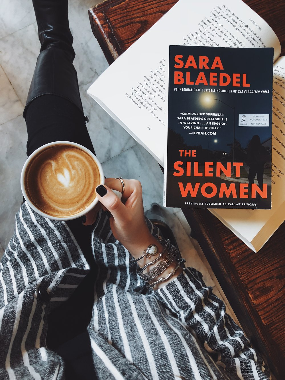 The Silent Women Blaedel.JPG