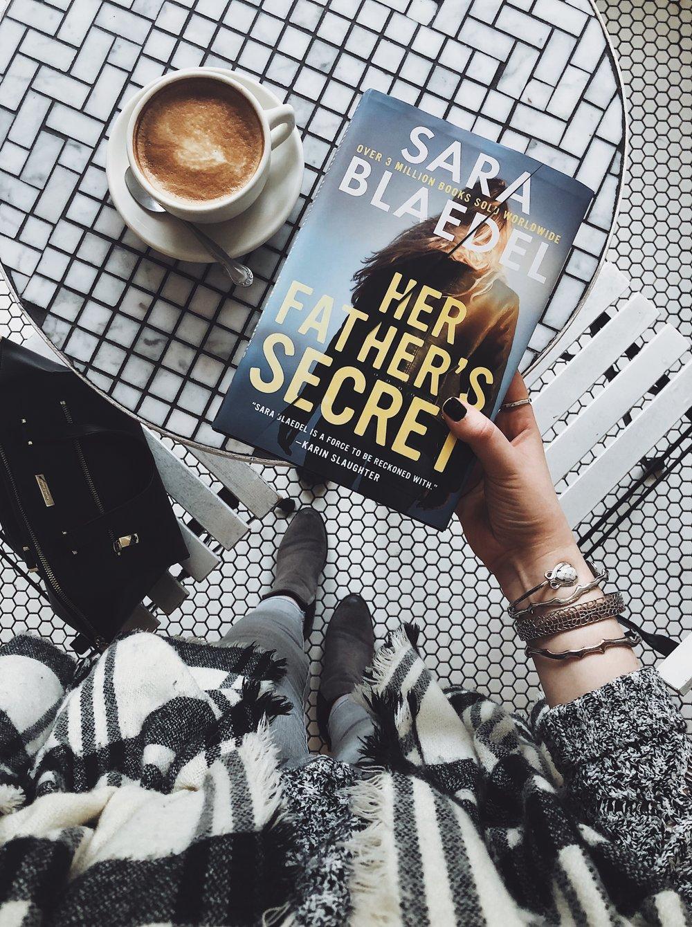 Sara Blaedel Her Father's Secret.JPG
