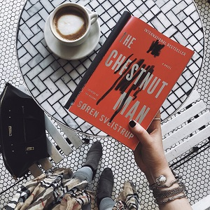 Book Review: THE CHESTNUT MAN by Søren Sveistrup — Crime by