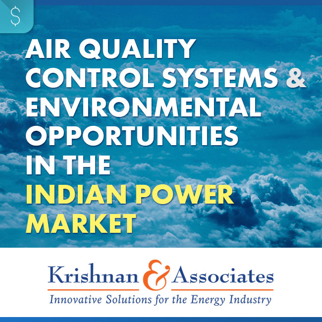 AQCS & Environmental Opportunities in the Indian Power