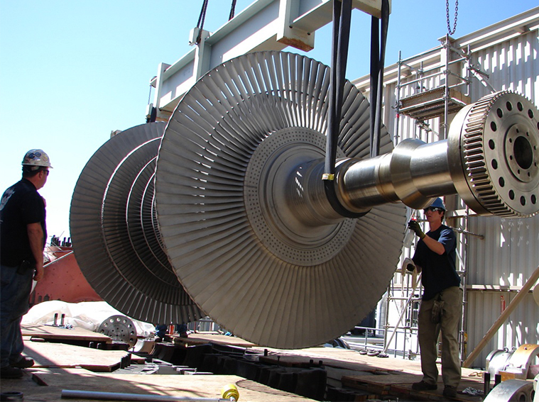Mark Cohen, D-11, Steam Turbine